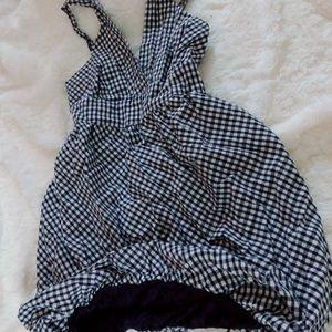 Dresses & Skirts - Blue Criss Cross Dress